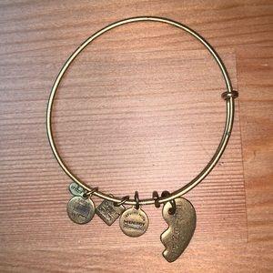 Friend Alex and Ani bracelet